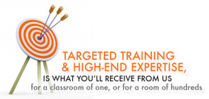 Targeted Training & Expertise